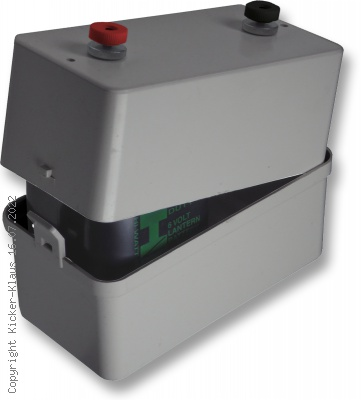 12V Adapterbox für 2 Stück 6V Batterie