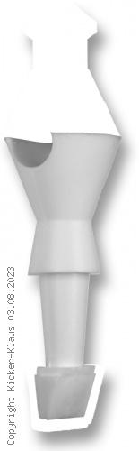 Original Kicker Figur Einzelteile