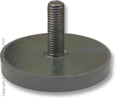 Schwerlast-Stellfuß M12x35mm