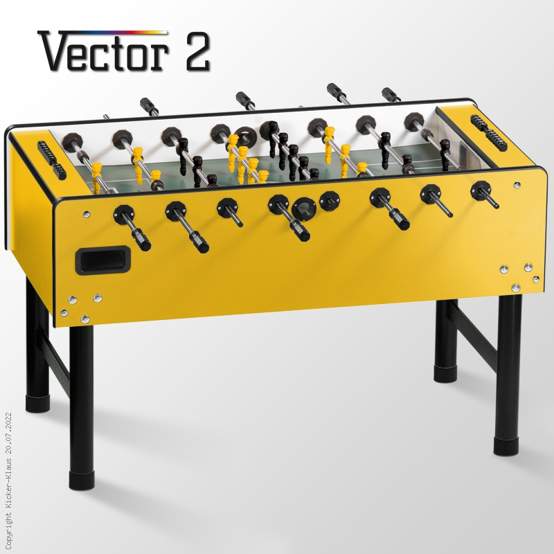 Kickertisch Vector® 2