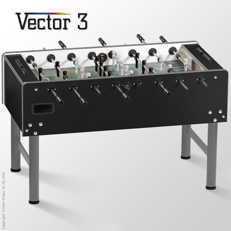 Kickertisch Vector® 3