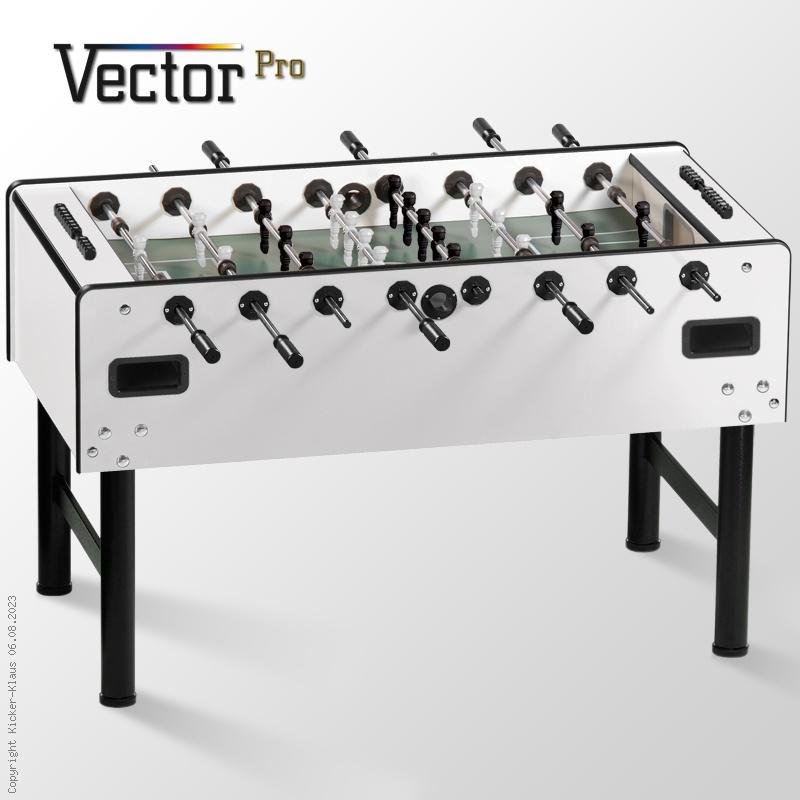 Kickertisch Vector Pro
