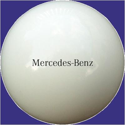Mercedes-Benz Kickerball Vorderseite