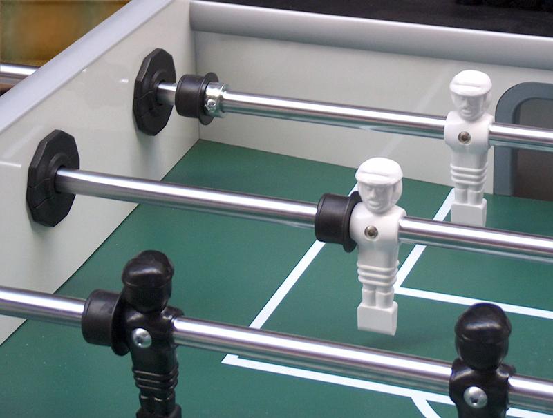 Vector Kicker nahtlos hochgezogene Spielfeld-Ecke und Seitenbande